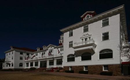 Un hôtel particulier...