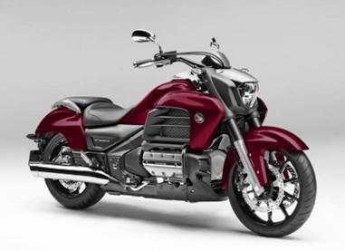 Une superbe moto customisée