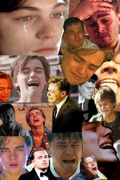 Pleure pas Leo, tu l'auras ton Oscar !