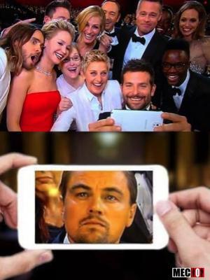 La vérité derrière le selfie des Oscars