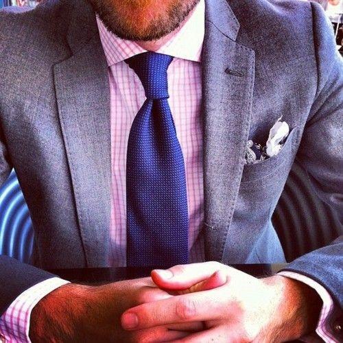 Cravate et chemise