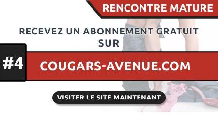 Site de rencontre cougar Cougars-Avenue.com