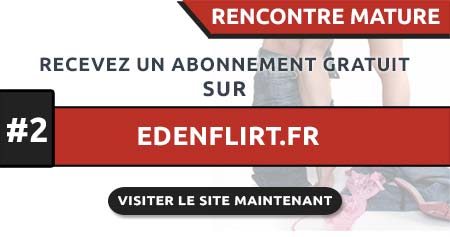 Site de rencontre cougar EdenFlirt.fr