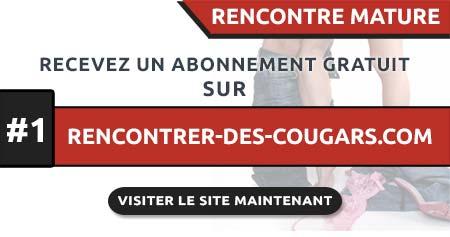 Site de rencontre cougar Rencontrer-Des-Cougars.com