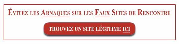 Arnaques sur les sites de rencontre en France