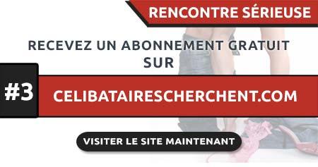 Site de rencontre sérieuse CelibatairesCherchent.com