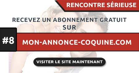 Rencontre Sérieuse en France avec Mon-Annonce-Coquine.com