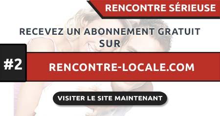 Rencontre Sérieuse en France avec Rencontre-Locale.com