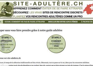 Avis sur Site-Adultere.ch