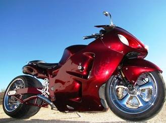 Le nec plus ultra en matière de moto customisée