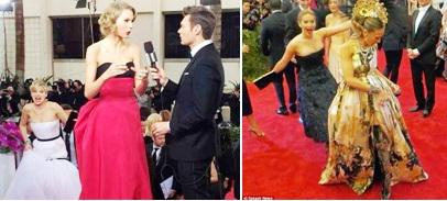 Jennifer Lawrence, la photobombeuse