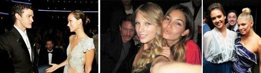 des photobombs de stars