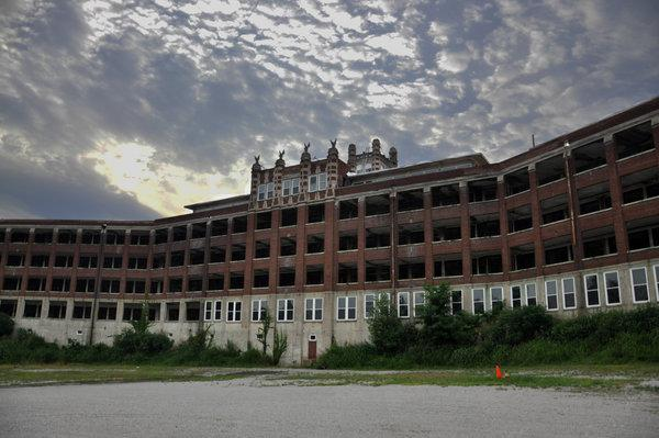 Waverly Hill Sanatorium