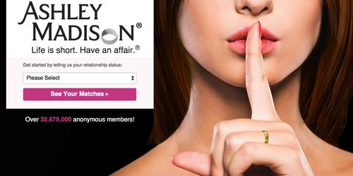 ashley madison piratage