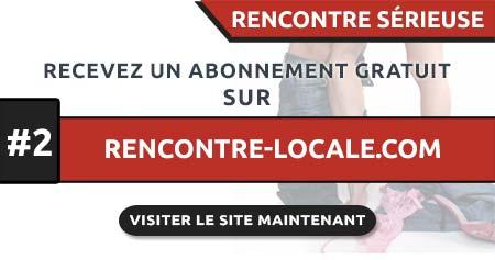 Site de rencontre sérieuse Rencontre-Locale.com