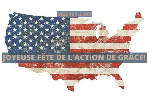 Action de grace americain